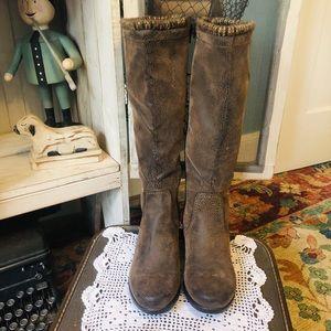 Hokus Pokus Knee High Boots: